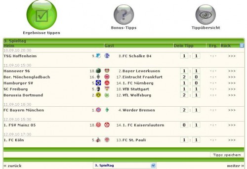 fussball 1 bundesliga heute