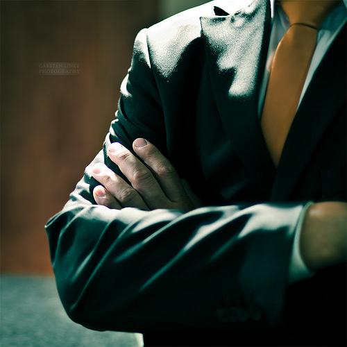 Fußballtrainer tragen schon lange Anzug