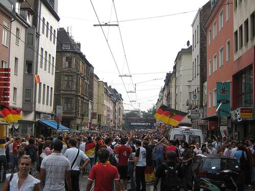 Deutschland - Portugal 4:0 WM Brasilien 2014