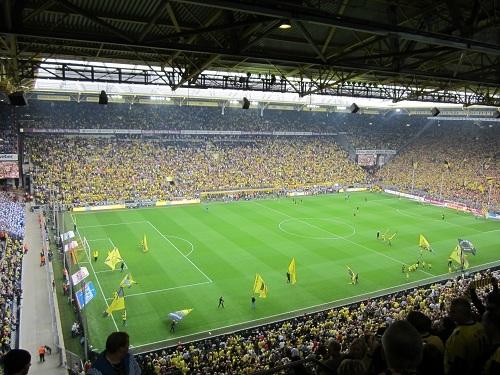 Die Fußballstadien in Deutschland